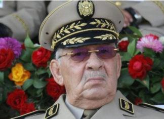 Algeria's Military Chief Dies