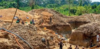 DRC: Lack of Transparency on Mining Industries.