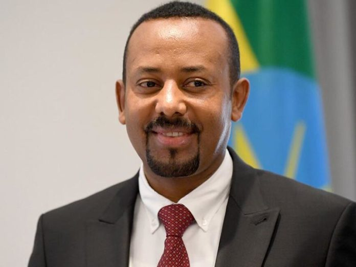 Ethiopians Congratulate Their Prime Minister After the Nobel Peace Prize