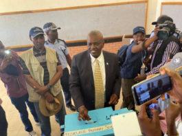 Judges Dismiss Botswana Poll Allegations