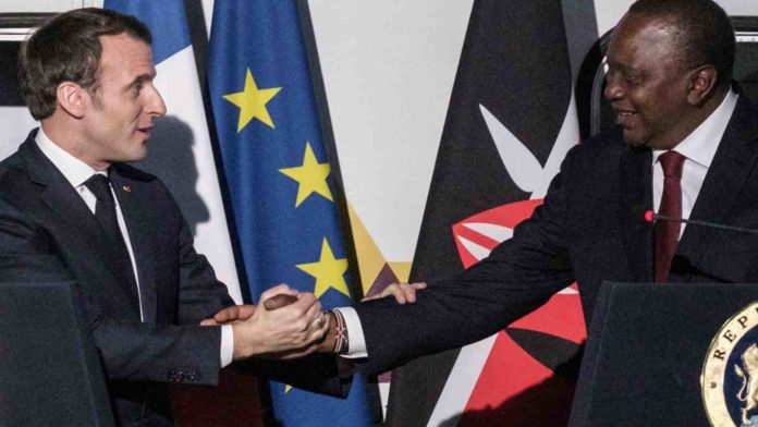 Kenya: Emmanuel Macron Announces a Series of Contracts for French Groups
