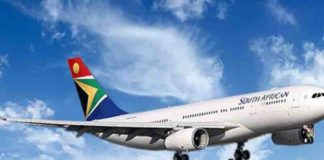 More than 900 Employee in South African Airways are in Danger
