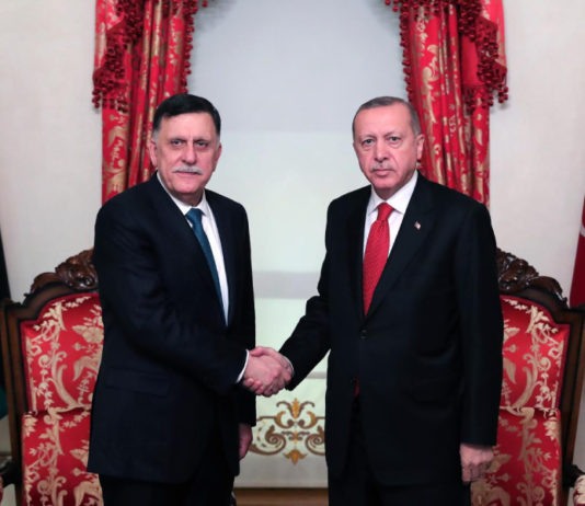 Turkish President Surprise Visit To Tunisia To Meet Libyan President