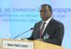 Zimbabwe Vice President Turned Back